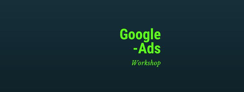 Google Ads Kurs Zürich