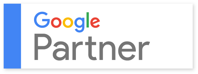 Google Partner Logo für Google AdWords und Google Analytics