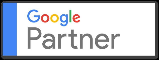 Google Partner Logo für Google AdWords und Google Analytics