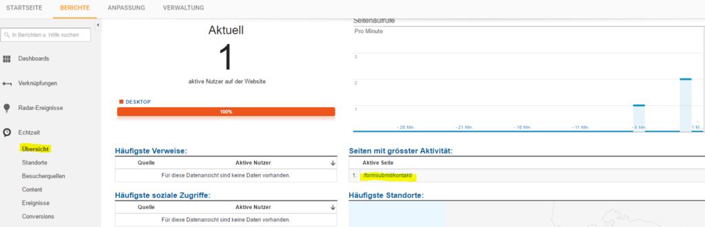 google-analytics-tracking-mit-jimod-echtzeit-bericht